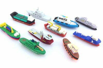 Clé USB bateau plaisance navire de commerce voilier