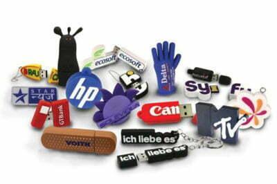Clé USB Logo
