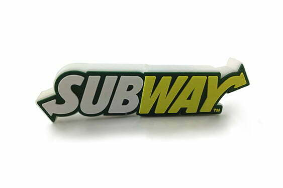 Clé USB Logo Subway