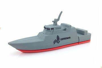 Clé USB Navire Guerre Patrouilleur