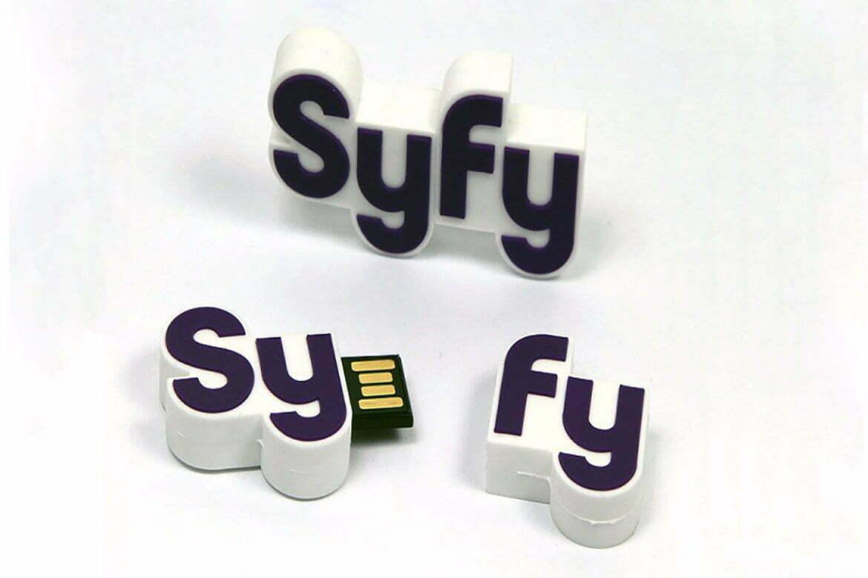Clé USB Logo SYFY