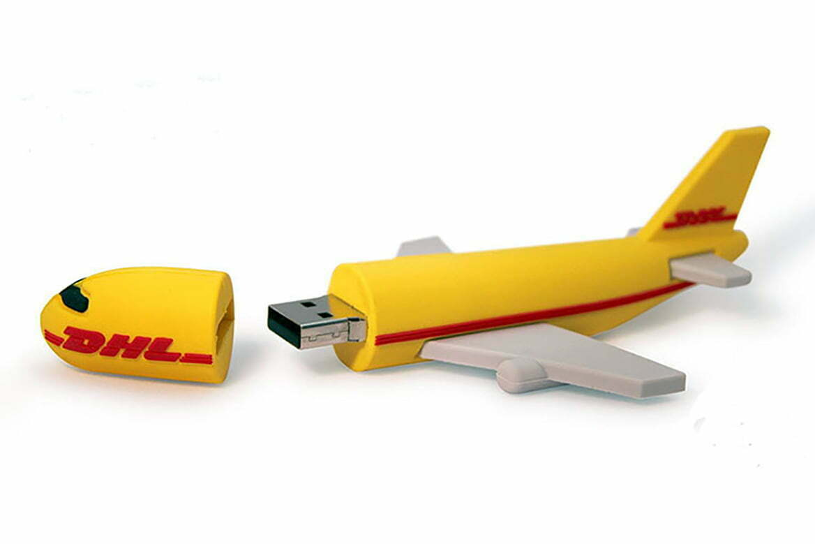 Clé USB avion cargo transport DHL FEDEX UPS TNT
