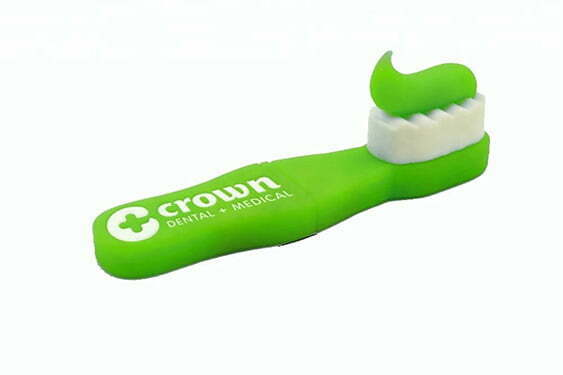 Clé USB brosse à dents