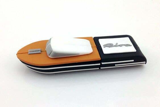 Clé USB yacht Riva